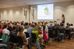 Dr. theol. Simone Fopp: Der Klimawandel ist kein übliches Politthema wie z.B. das Rentenalter…  System Change Landwirtschaft.
